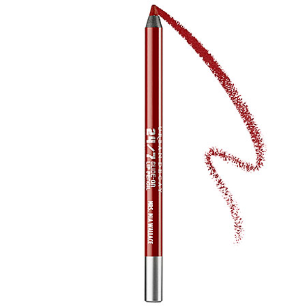 Urban Decay Pulp Fiction 24/7 Glide on Lip Pencil Mrs. Mia Wallace