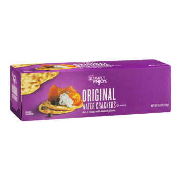 Simply Enjoy Original Water Crackers