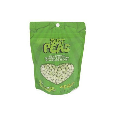 Just Tomatoes, Etc Just Tomatoes Just Peas, 3.5 Ounce Pouch (Pack of 4)
