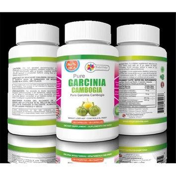 NutriVida 6 oz Pure Garcinia Cambogia 80 Percent HCA Capsules