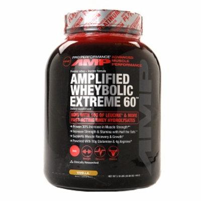 Gnc GNC Pro Performance(r) AMP Amplified Wheybolic Extreme 60(tm) Platinum Edition - Vanilla