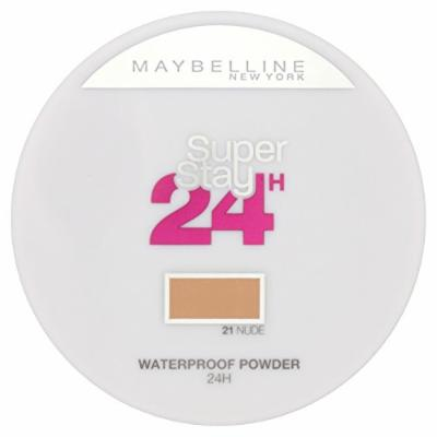 Maybelline Super Stay 24h Waterproof Powder for Flawless Coverage