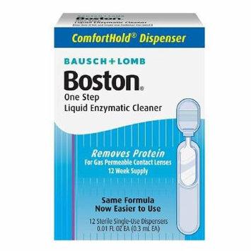Boston One Step Liquid Enzymatic Cleaner 0.01 Fl Oz