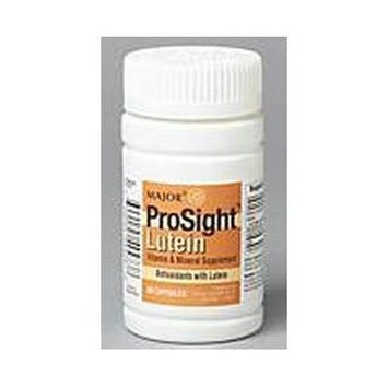 [3 PACK] PROSIGHTTM WITH LUTEIN NUTRITION FOR EYES CASPULES 36 COUNT *COMPARE TO THE SAME ACTIVE INGREDIENTS IN OCUVITE® LUTEIN & SAVE!!