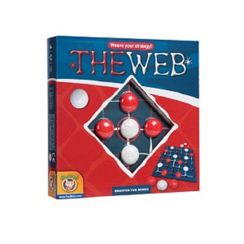 FoxMind Games The Web Ages 7+, 1 ea