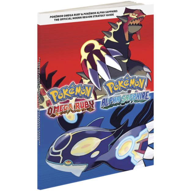 Pokemon Omega Ruby & Pokemon Alpha Sapphire: The Official Hoenn Region Strategy (Paperback)