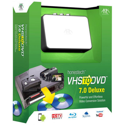 Honest Technology Honestech VHS to DVD 7.0 Deluxe