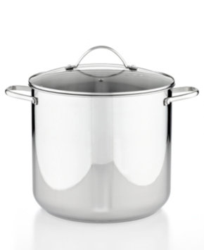 Tools Of The Trade Tools of the Trade Stainless Steel 20 Qt. Covered Stockpot