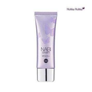 [Holika Holika] Nabi Cream SPF25 PA++ 50g (#Blooming Lavender)