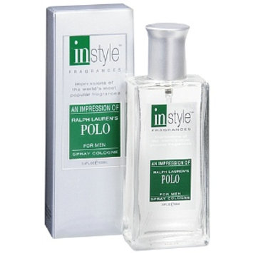Instyle Fragrances An Impression Spray Cologne for MenPolo