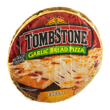 Tombstone Garlic Bread Pizza Cheese
