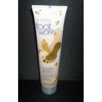 Avon Foot Works Beautiful Ginger & White Tea Smoothing Scrub