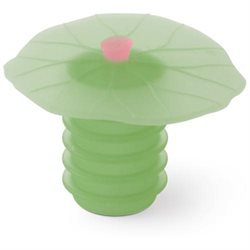 Charles Viancin Lilly Pad Bottle Stopper