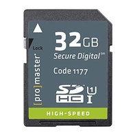 Promaster High Speed SDHC 366X Card - 32GB
