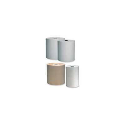 Kimberly-Clark KIM02068 Hard Roll Paper Towels- 8inchx400ft. - 12-CT- White