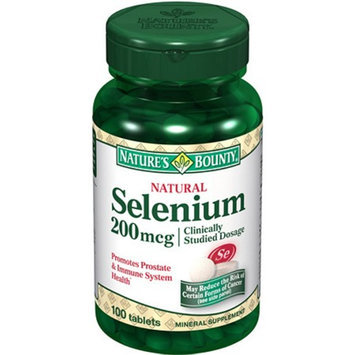 Nature's Bounty Selenium