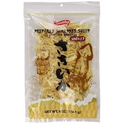 Shirakiku Dried Squid Sakiika Smoked