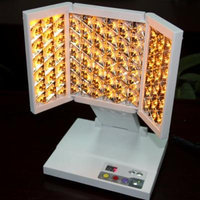 3 Colors Beauty LED Light System Photon Therapy Facial Salon Skin Care Treatment Machine
