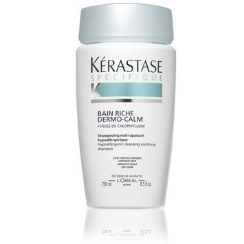 L'Oréal Paris Kerastase Dermo-Calm Bain Riche Shampoo (Sensitive Scalps & Dry Hair)