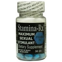 Hi-techpharmaceuticals Hi-Tech Pharmaceuticals - Stamina-RX - 30 Tablets