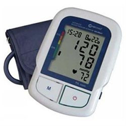 Simple Diagnostics Clever Choice Fully Auto Digital Talking Arm BP Monitor with 120 Memory