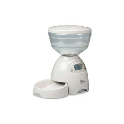 Petmate Le Bistro Electronic Portion Control Automatic Pet Feeder