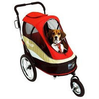 PetZip Pet Happy Trailer Pet Stroller