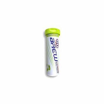 GU Electrolyte Tabs Lemon Lime Yellow One Size