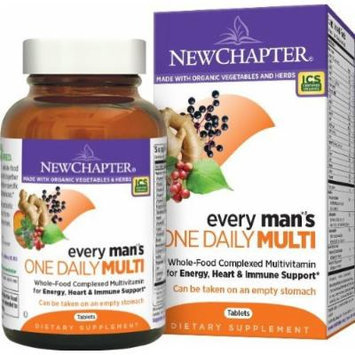New Chapter Every Man's One Daily Multivitamin, 216 Tablets