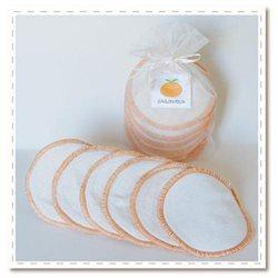 Satsuma Designs LLC Organic Washable Nursing Pads - 3 Pairs