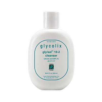 Topix Glycolix GlySal 10%/2% Acne Medicated Cleanser - 6.7 oz/200 ml