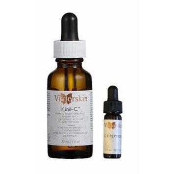Vivierskin® Kine-C Firming and Hydrating Serum - 1 fl oz + travel trial size Vivierskin® C E Peptides