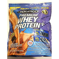 Muscletech 5lb 100% Premium Whey Protein Plus (Deluxe Chocolate)