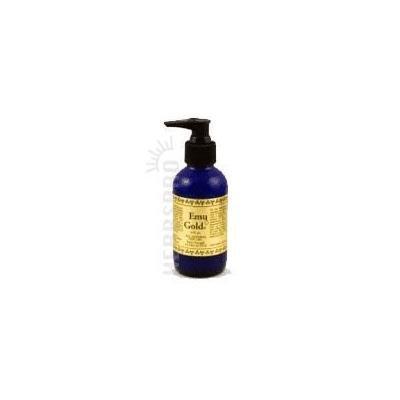 Emu Gold Emu Oil Certified Pure Grade A -- 4 fl oz