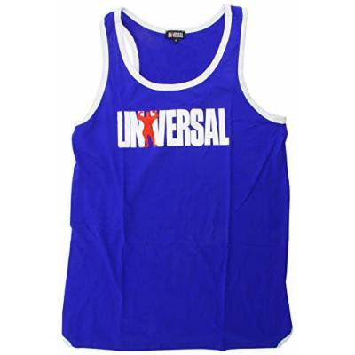 Universal Nutrition Tank Top, Blue, X-Large