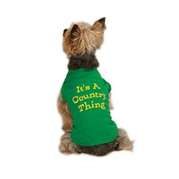 Zack & Zoey Country Thing Tank Dog Apparel