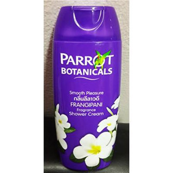 Thailand Various Parrot Botanical Fragrance Shower Gel (Frangipani)