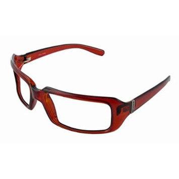 Bolle Optical Envy Crystal Cognac Eyeglass Frame ; DEMO LENS