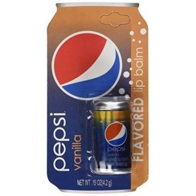 Pepsi Vanilla Flavored Lip Balm