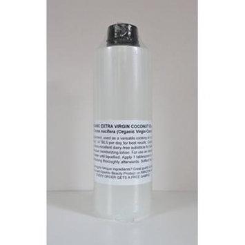 Virgin Organic Extra Coconut Oil-8 oz