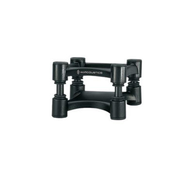 IsoAcoustics ISO-L8R155 Studio Monitor Stands - Pair