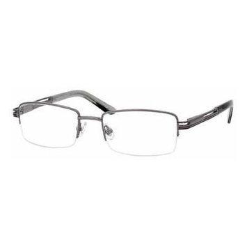 Woolrich 7819 in Gun Metal Designer Reading Glass Frames ; Demo Lens