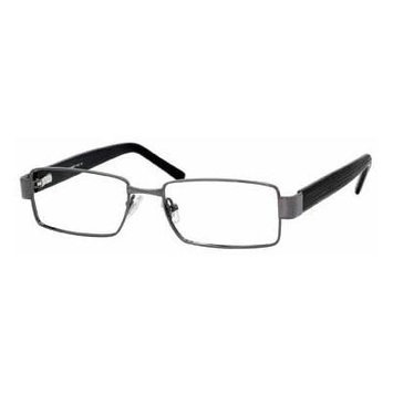 Woolrich 7821 in Gun Metal Designer Reading Glass Frames ; Demo Lens