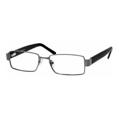 Woolrich 7821 in Gun Metal Designer Reading Glass Frames ; Demo Lens