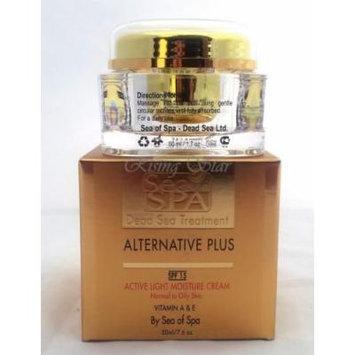 Sea of Spa Dead Sea Minerals Alternative Plus Active Light Moisture Cream