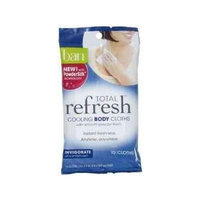 Ban Total Refresh Invigorates 10 Count (5 Pack)