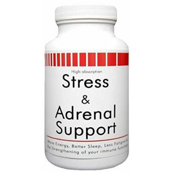 New Health Products Stress & Adrenal Support (90 tablets)
