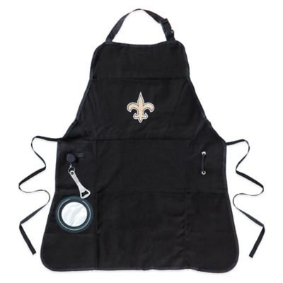 NFL Men's Grilling Apron - New Orleans Saints