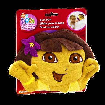 Nickelodeon Dora the Explorer Bath Mitt