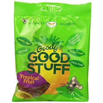 Goody Good Stuff Tropical Fruit, 100-Gram Bags (Pack of 12)